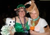 Scooby and me (Hallowe'en 2007)