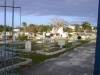 A picturesque little graveyard in Nassau.